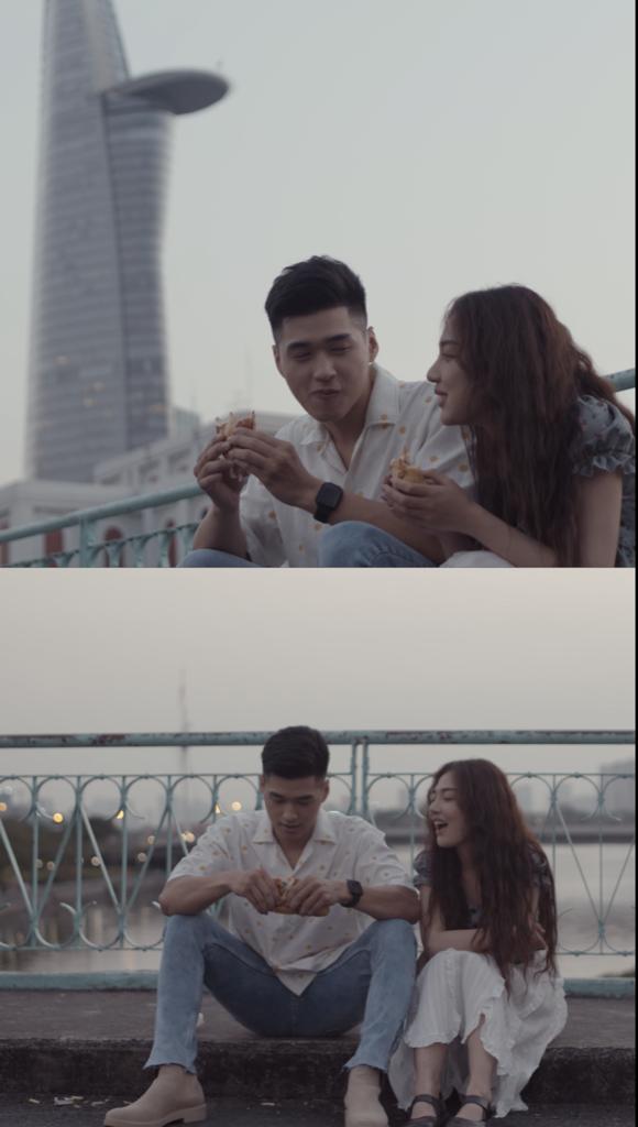 """Tân binh Hoàng Duyên kết hợp cùng Hứa Kim Tuyền tung teaser MV """"Sài Gòn Đau Lòng Quá"""" ảnh 3"""