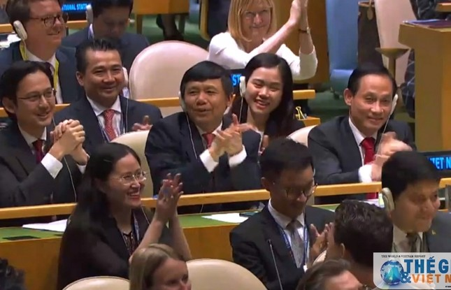 Việt Nam sẽ đóng góp tích cực vì hòa bình, an ninh, phát triển và tiến bộ ảnh 1