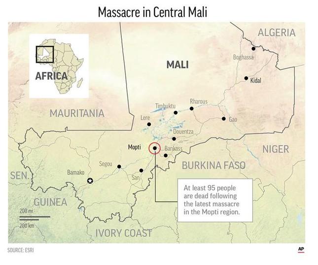 [HỒ SƠ] Thảm sát ở Mali: Hậu quả khủng khiếp của xung đột sắc tộc ảnh 1