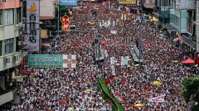 Trung Quốc không cho phép bàn về Hong Kong tại G20 ảnh 1