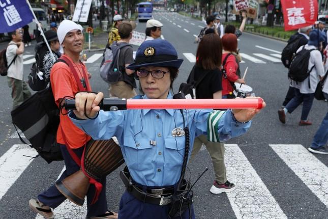 Nhật huy động hơn 32.000 cảnh sát bảo đảm an ninh tại hội nghị G20 ảnh 1