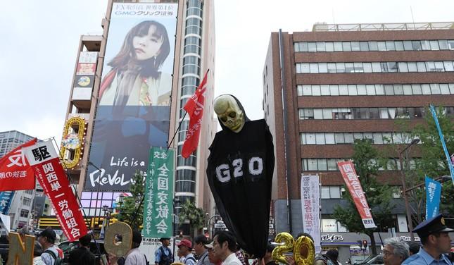 Nhật huy động hơn 32.000 cảnh sát bảo đảm an ninh tại hội nghị G20 ảnh 2