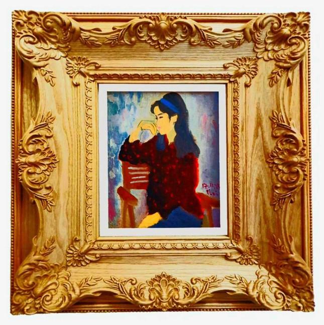 Bộ tranh sơn dầu của danh hoạ Bùi Xuân Phái lần đầu ra mắt khán giả Việt Nam ảnh 3