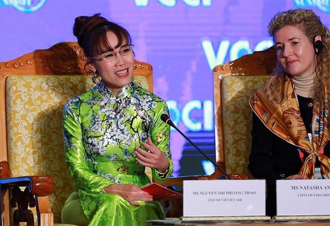 CEO Vietjet truyền cảm hứng khởi nghiệp tại WEF ASEAN 2018 ảnh 2