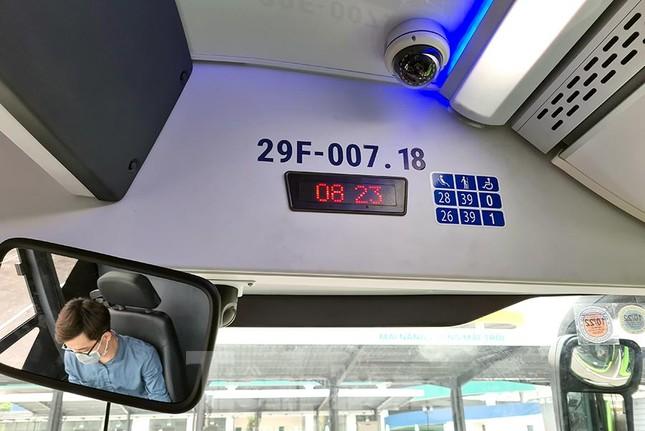 Vận hành tuyến xe buýt điện đầu tiên của Việt Nam ảnh 6
