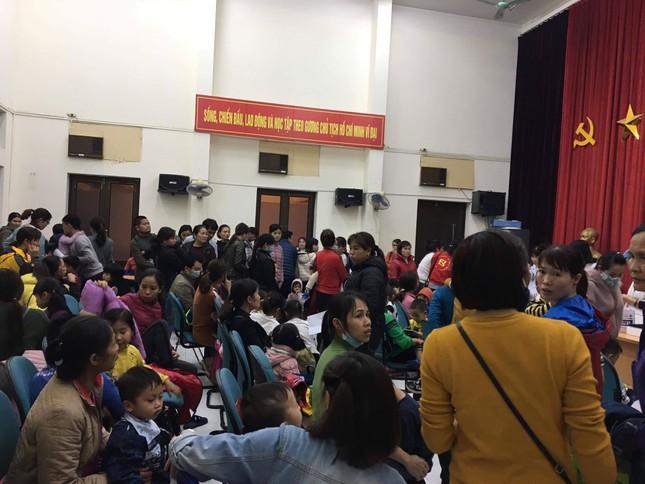 Bắc Ninh: Làm xét nghiệm tại chỗ miễn phí với trẻ mầm non nghi nhiễm sán lợn ảnh 1