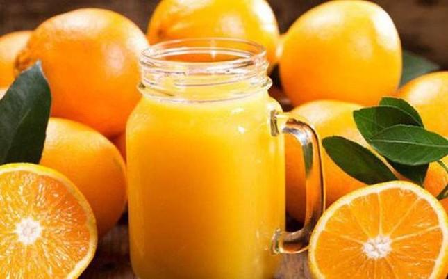 Những cấm kỵ 'độc kinh hoàng' khi uống nước cam không phải ai cũng biết ảnh 2