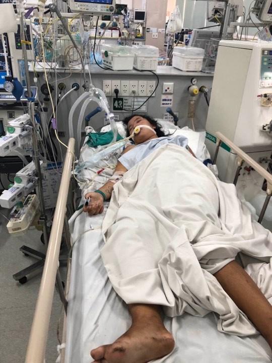 Tìm được gia đình cho cô gái trẻ nhập viện trong tình trạng hôn mê ảnh 1