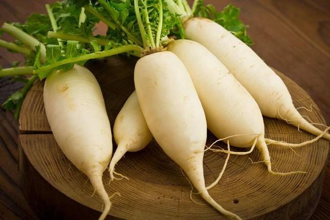 Củ cải trắng: Cực tốt và cực độc, biết mà tránh khi ăn kẻo rước họa vào thân ảnh 3