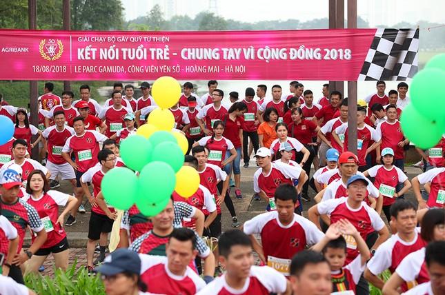 Giải chạy Marathon gây quỹ từ thiện của Đoàn Thanh niên Agribank ảnh 10