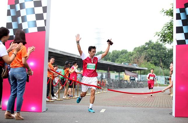Giải chạy Marathon gây quỹ từ thiện của Đoàn Thanh niên Agribank ảnh 14