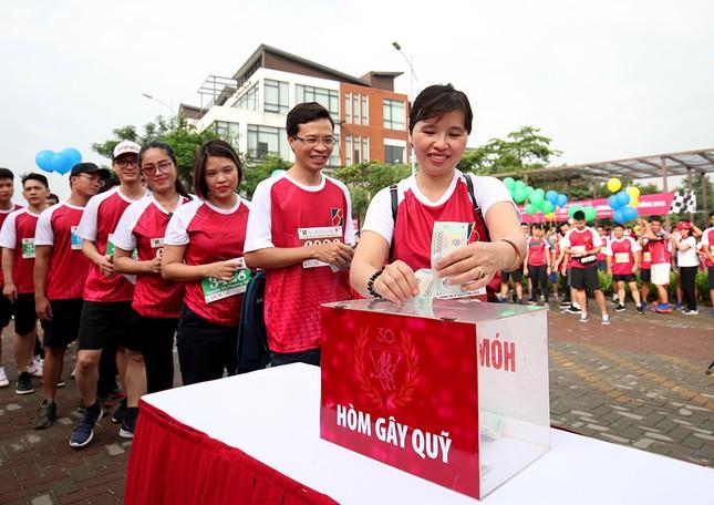 Giải chạy Marathon gây quỹ từ thiện của Đoàn Thanh niên Agribank ảnh 8