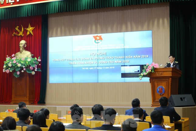 Đoàn Thanh niên Kiểm toán Nhà nước triển khai nhiệm vụ công tác năm 2020 ảnh 1