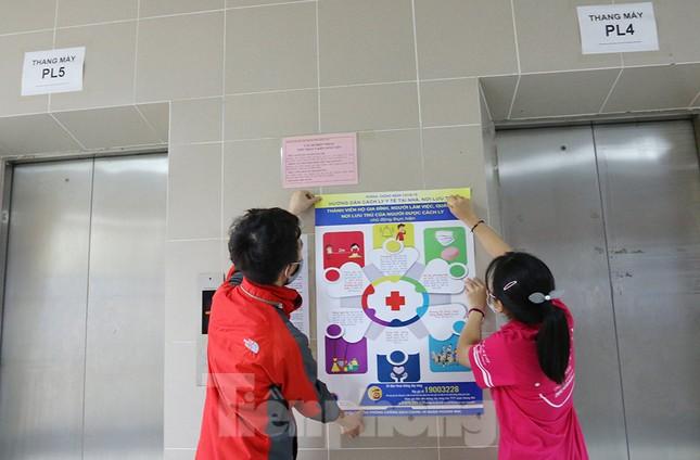 Cận cảnh khu nhà sinh viên 19 tầng thành khu cách ly tập trung ảnh 5