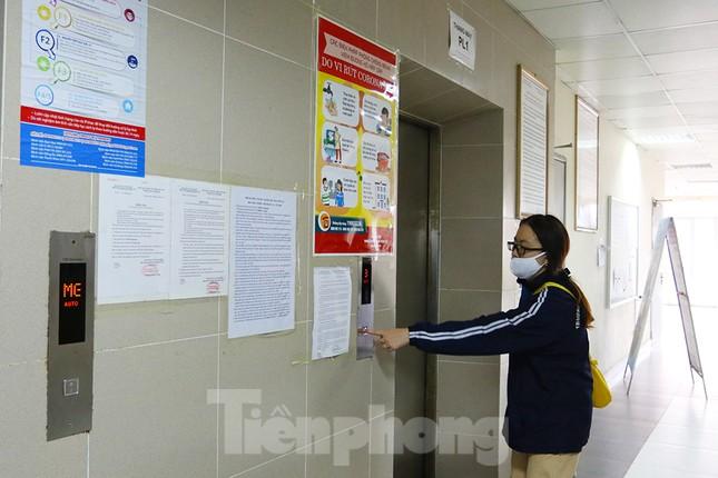 Cận cảnh khu nhà sinh viên 19 tầng thành khu cách ly tập trung ảnh 6