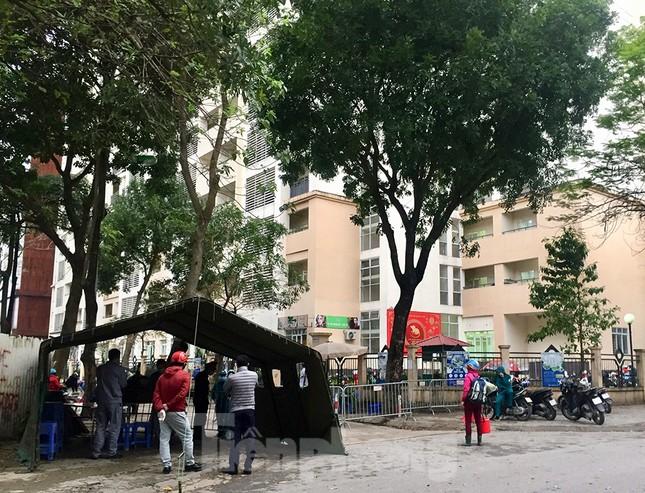 Bên trong khu cách ly có sức chứa 4.000 người ở Hà Nội ảnh 10