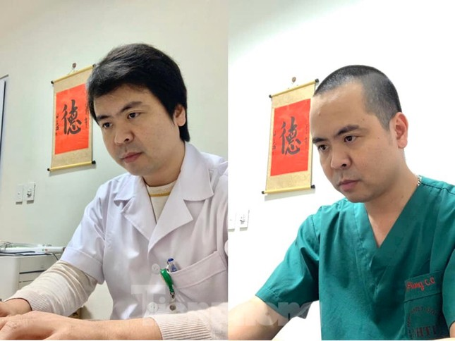 Phút thư giãn hiếm hoi của y, bác sĩ nơi tuyến đầu chống dịch COVID-19 ảnh 5