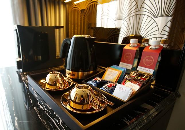 Hà Nội Golden Lake, khách sạn dát vàng có một không hai ảnh 10