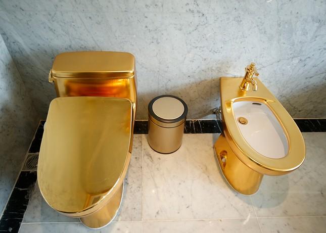 Hà Nội Golden Lake, khách sạn dát vàng có một không hai ảnh 14