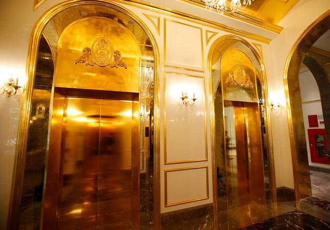 Hà Nội Golden Lake, khách sạn dát vàng có một không hai ảnh 8
