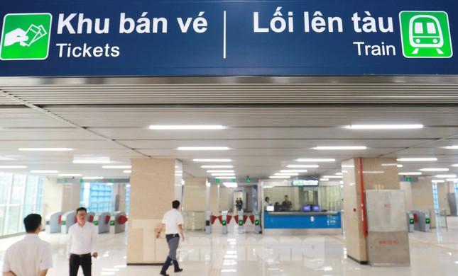 9 đoàn tàu đường sắt Cát Linh - Hà Đông đồng loạt chạy thử ảnh 1