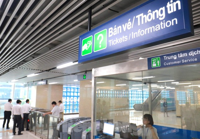 9 đoàn tàu đường sắt Cát Linh - Hà Đông đồng loạt chạy thử ảnh 2