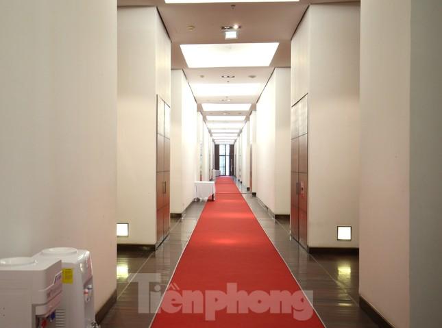 Trung tâm Hội nghị Quốc gia sẵn sàng cho Đại hội Đảng ảnh 15