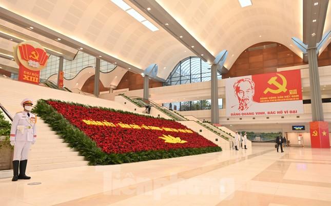 Trung tâm Hội nghị Quốc gia sẵn sàng cho Đại hội Đảng ảnh 5