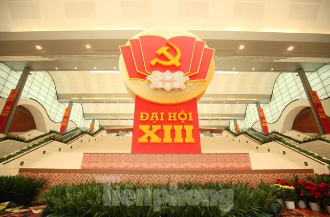 Trung tâm Hội nghị Quốc gia sẵn sàng cho Đại hội Đảng ảnh 9