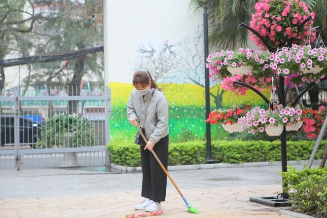Đón học sinh trở lại, trường học ở Hà Nội trang bị phòng cách ly ảnh 5