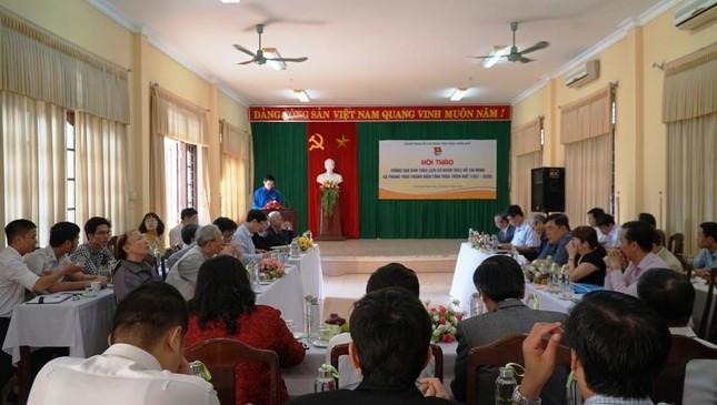 Ra mắt sách Lịch sử Đoàn TNCS Hồ Chí Minh và phong trào thanh niên tỉnh TT-Huế ảnh 2