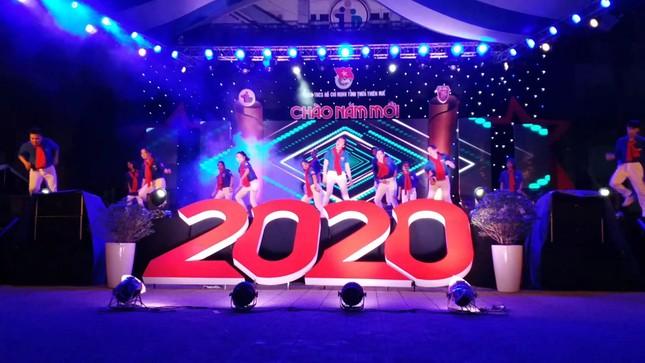TT-Huế: Tưng bừng Dạ hội Thanh niên chào năm mới 2020 ảnh 4