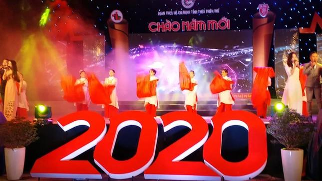 TT-Huế: Tưng bừng Dạ hội Thanh niên chào năm mới 2020 ảnh 3
