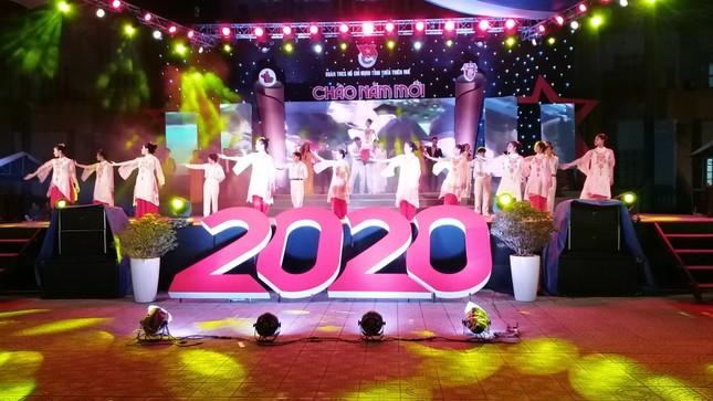 TT-Huế: Tưng bừng Dạ hội Thanh niên chào năm mới 2020 ảnh 6