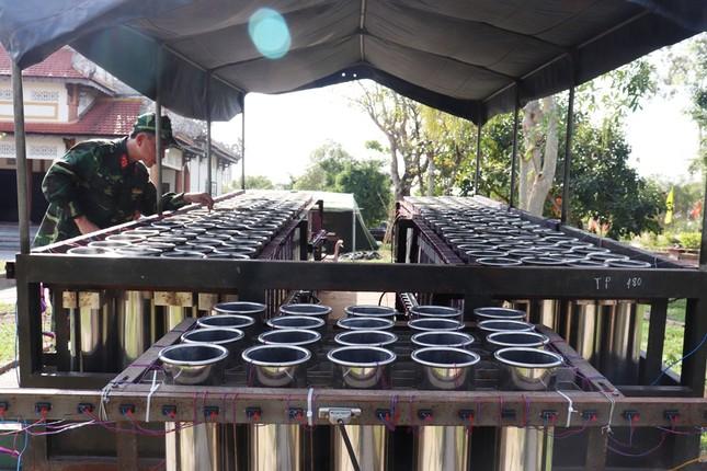 Tận mục 'trận địa' pháo hoa tại di tích Cầu Ngói Thanh Toàn ảnh 5