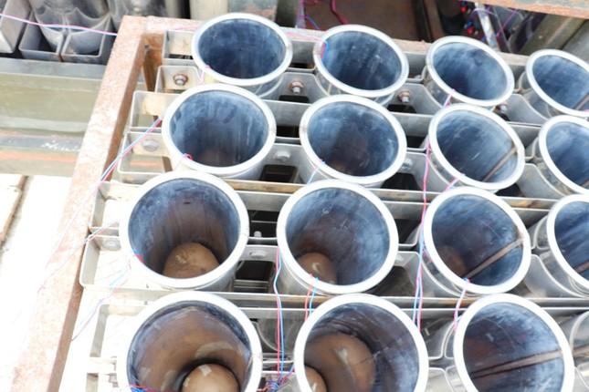 Tận mục 'trận địa' pháo hoa tại di tích Cầu Ngói Thanh Toàn ảnh 15