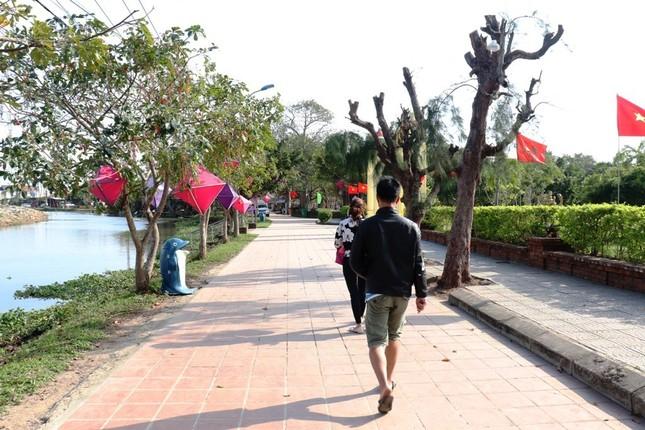 Tận mục 'trận địa' pháo hoa tại di tích Cầu Ngói Thanh Toàn ảnh 18
