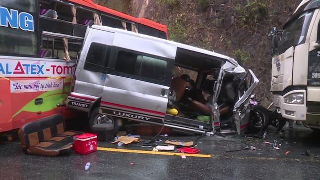 Làm rõ nguyên nhân tai nạn kinh hoàng tại Huế ảnh 1