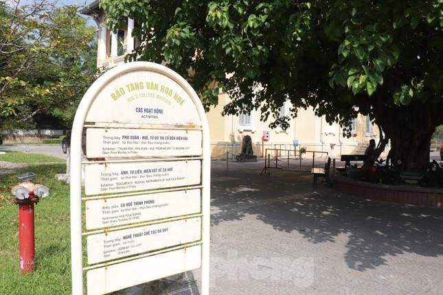 'Siêu lạm phát' cấp phó ở trung tâm Văn hóa Thông tin & Thể thao TP Huế ảnh 1