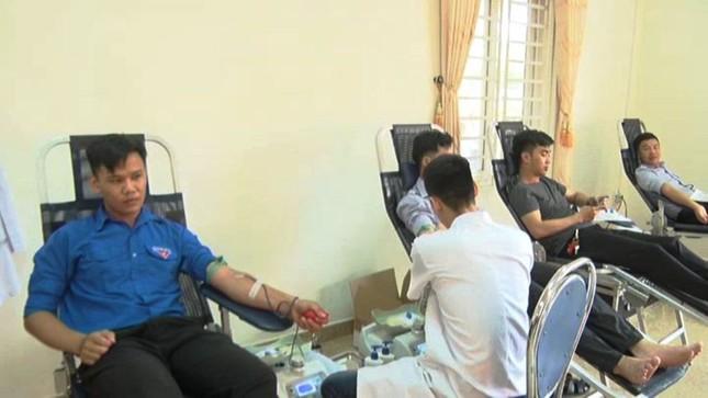 Thị xã Hương Thuỷ tỉnh TT-Huế sôi nổi hiến máu tình nguyện ảnh 3