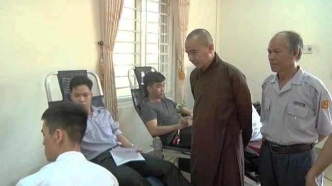 Thị xã Hương Thuỷ tỉnh TT-Huế sôi nổi hiến máu tình nguyện ảnh 4