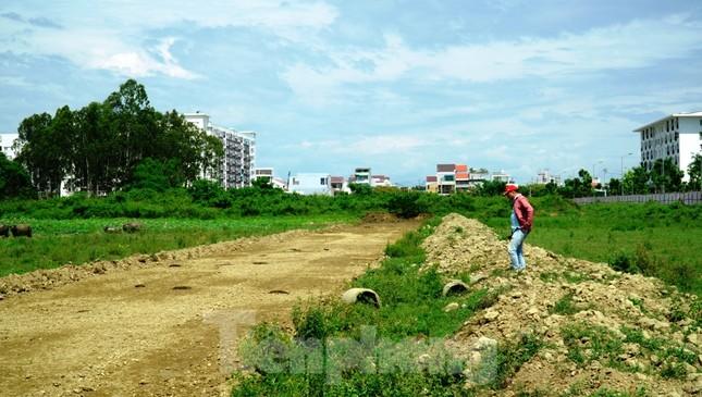 Ì ạch tiến độ dự án 100 tỷ xây quảng trường, công viên cây xanh lớn nhất TT-Huế ảnh 4