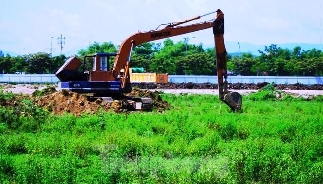 Ì ạch tiến độ dự án 100 tỷ xây quảng trường, công viên cây xanh lớn nhất TT-Huế ảnh 9