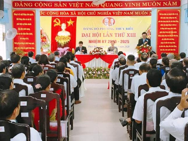 Vì sao bốn cán bộ bị kỷ luật sau đại hội đảng bộ phường tại Huế? ảnh 1