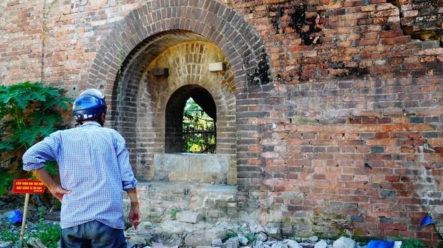 Chiêm ngưỡng những pháo đài trăm năm trên Thượng thành Huế ảnh 12