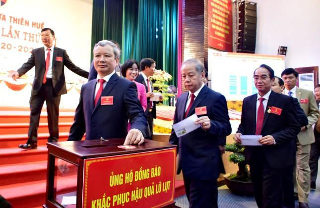 Phó Chủ tịch Thường trực Quốc hội: Xây dựng TT-Huế thành trung tâm văn hoá đậm đà bản sắc ảnh 2