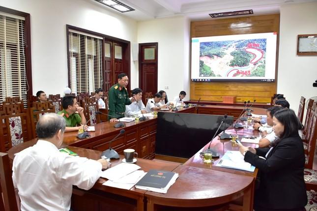 Chủ tịch Thừa Thiên - Huế nói về điều kiện thi công trở lại thủy điện Rào Trăng 3 ảnh 3