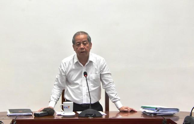 Chủ tịch Thừa Thiên - Huế nói về điều kiện thi công trở lại thủy điện Rào Trăng 3 ảnh 1