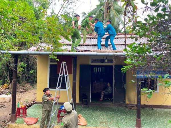 Tuổi trẻ TT-Huế hỗ trợ gần 85.000 hộ dân bị ảnh hưởng lũ lụt, thiên tai ảnh 2