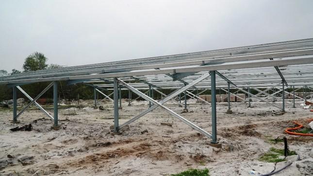 Rầm rộ làm trang trại 'điện mặt trời' ở TT-Huế: Nhiều cơ quan chức năng vào cuộc ảnh 2